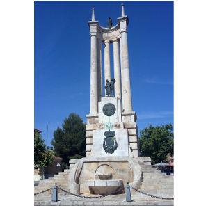 Monumento a la Vendimia en Requena