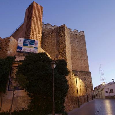 Castillo y Murallas de Requena