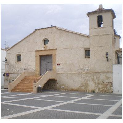 Ermita de San Sebastián de Requena