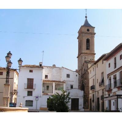 Plaza de la Villa de Requena