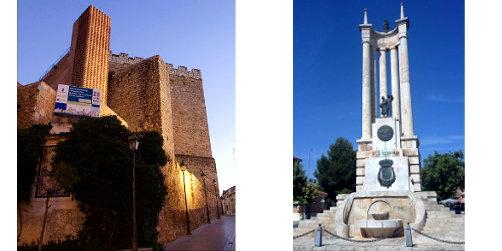 Castillo y Monumento a la Vendimia de Requena